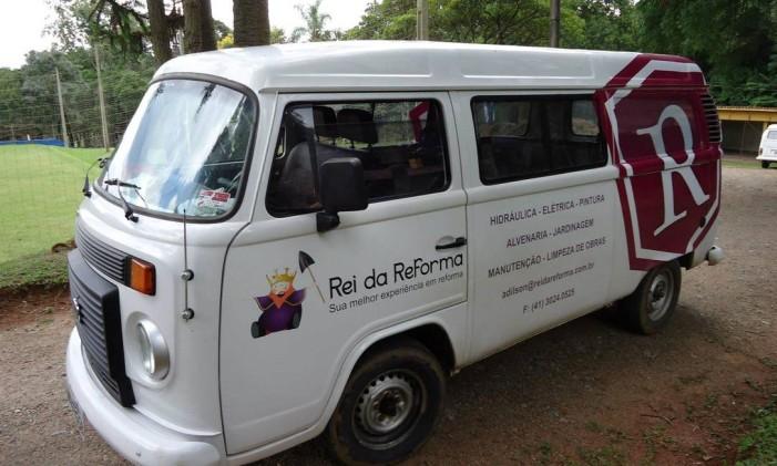 Franquia oferece serviços de construção, reforma, elétrica e pequenos reparos Foto: Divulgação