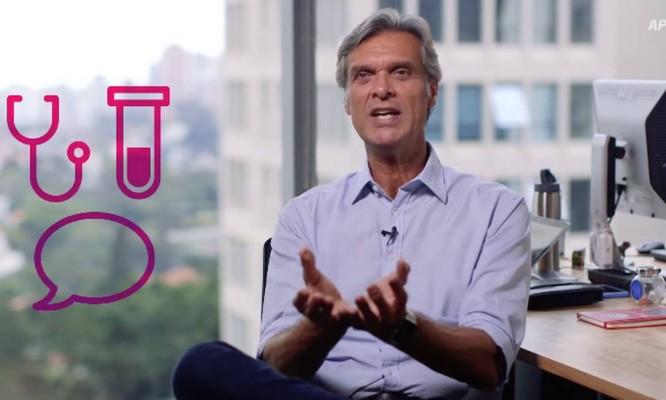 CEO da NexoData, Antônio Endrigo Foto: Reprodução