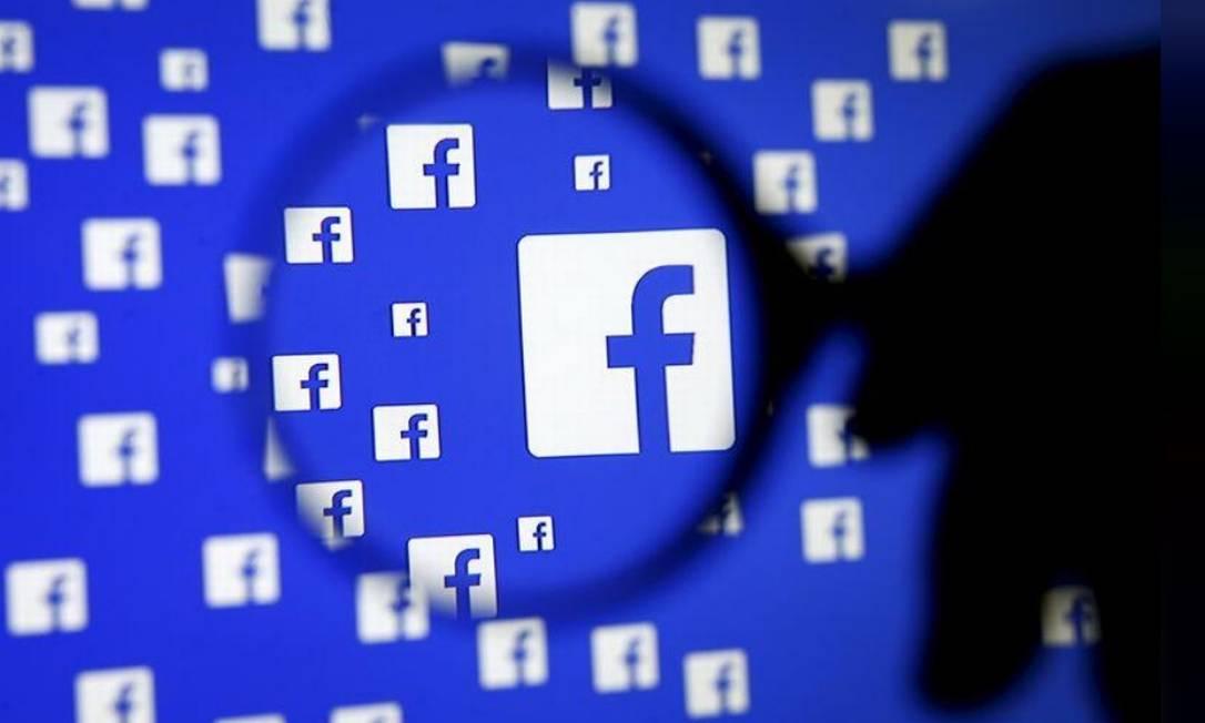 Facebook começa a pedir permissão de usuários da rede social no Brasil para uso de informações Foto: Reuters