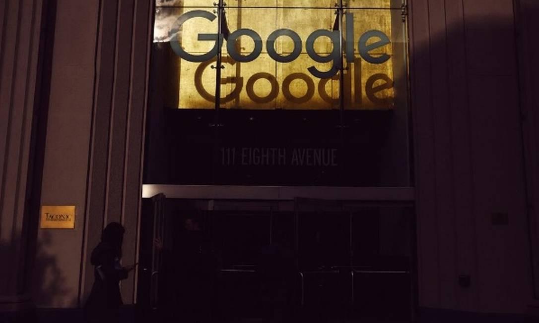 Google é acusado de práticas anticompetitivas para manter seu monopólio em buscas Foto: The New York Times