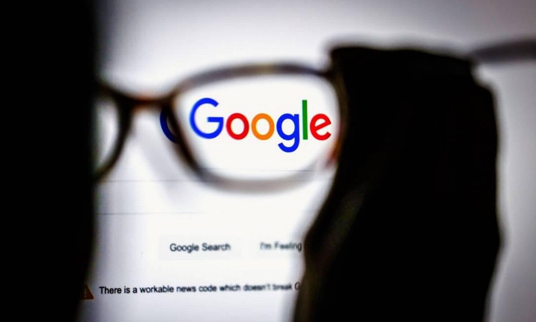 Alphabet ignorou decisão de 2020 de negociar de boa fé a exibição de trechos de artigos em seu serviço Google News Foto: Bloomberg