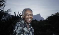 Gilberto Gil, pai de: Nara, Marília, Pedro, Preta, Maria, Bem, Bela e José Foto: Leo Aversa