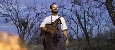 O chef paraibano Onildo Rocha Foto: Gabriel Bessa