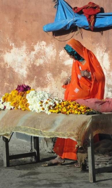 Recentemente, a consultora de moda e artista plástica Helen Pomposelli resolveu parar tudo por um mês e realizar um sonho antigo: passar um tempo na Índia Divulgação/Helen Pomposelli