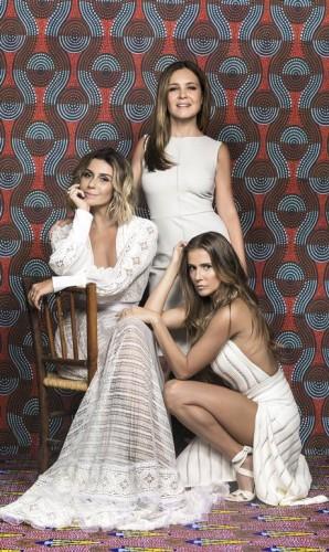 """Segundo o autor, as personagens femininas de """"Segundo sol"""" têm azeite de dendê na veia Foto: SERGIO ZALIS / Tv Globo"""