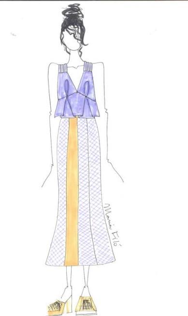 O verão da Maria Filó é inspirada pelos mercados centrais ao redor do mundo. A coleção traz roupas de fácil uso, com estampas que remetem ao universo desses locais. Divulgação