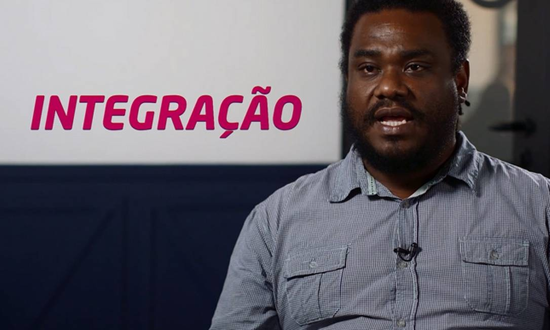 Carlos Humberto, co-fundador da empresa Foto: reprodução