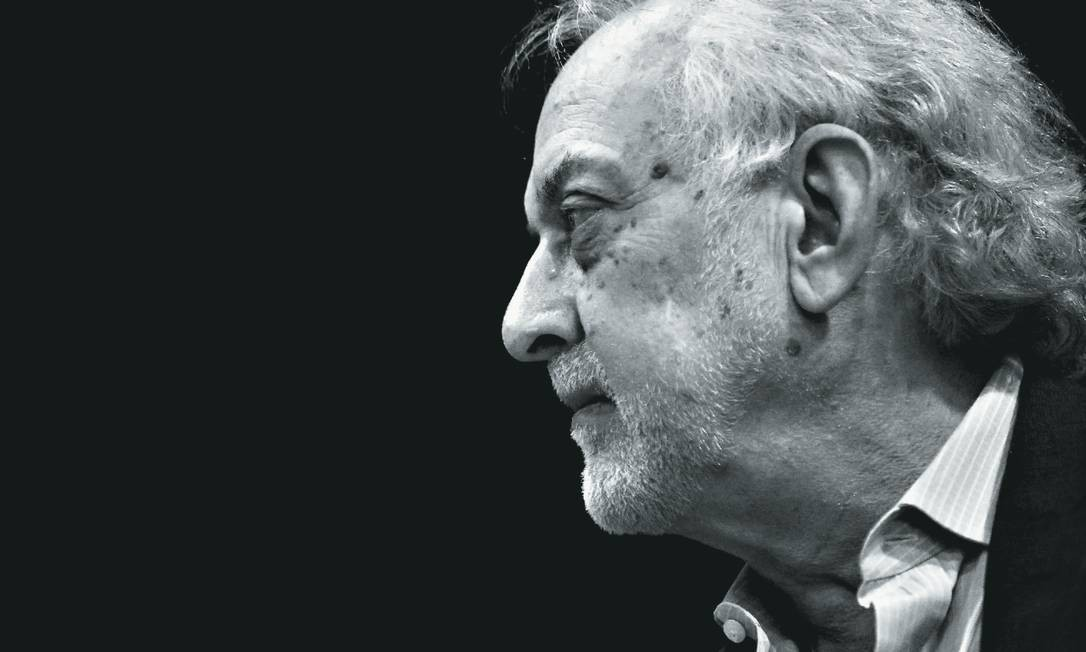 O arquiteto Michael Sorkin Foto: Marcelo Chello / Agência O Globo