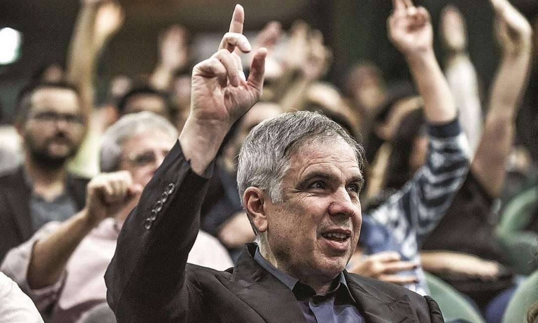"""Movimento de Flávio Rocha quer """"transformar uma ideia em um negócio legalizado e lucrativo"""" Foto: Lucas Lacaz Ruiz / A13 / Agência O Globo"""
