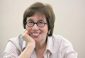 Apesar do tempo de cobertura, Linda Greenhouse nunca publicou uma entrevista com um dos juízes da Suprema Corte. Foto: Marissa Doran / Cortesia Simon & Schuster