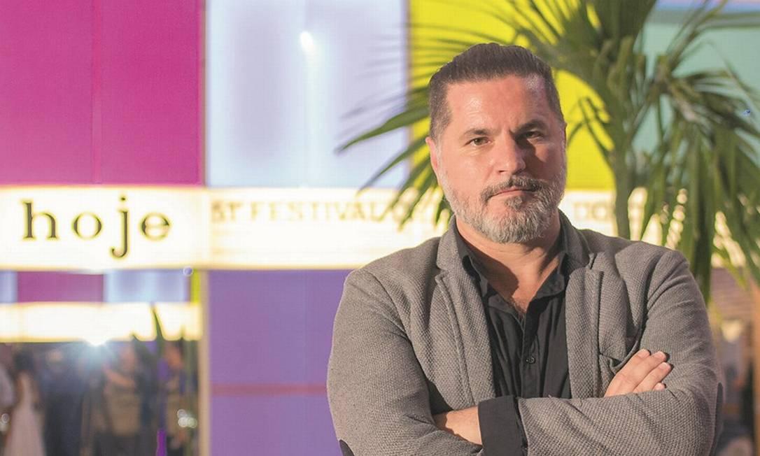 Cristiano Burlan cresceu em meio à violência do Capão Redondo e já dirigiu mais de 20 filmes. Foto: Humberto Araujo / Divulgação