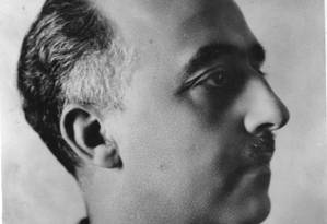 O ditador espanhol Francisco Franco Foto: Divulgação