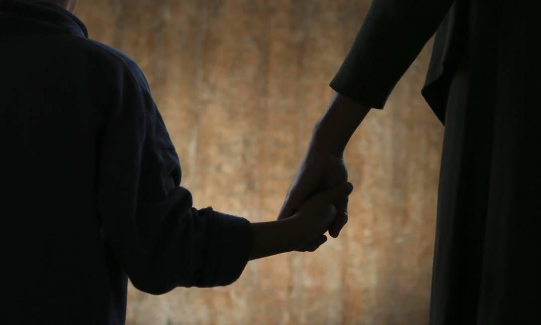 Apenas 6% dos casos de estupros de vulneráveis são punidos com prisão, mostra estudo da ONG Childhood Brasil. Foto: Michel Filho / Agência O Globo