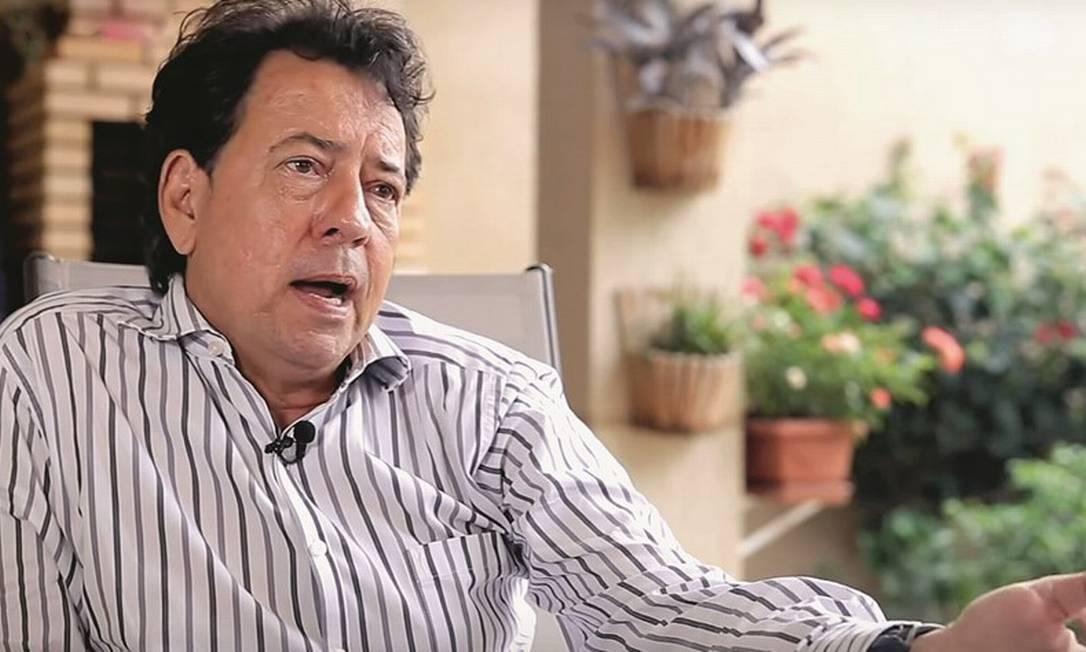 José Olímpio Morelli, que multou Bolsonaro, foi afastado de suas funções após 17 anos como servidor público. Foto: Reprodução de vídeo