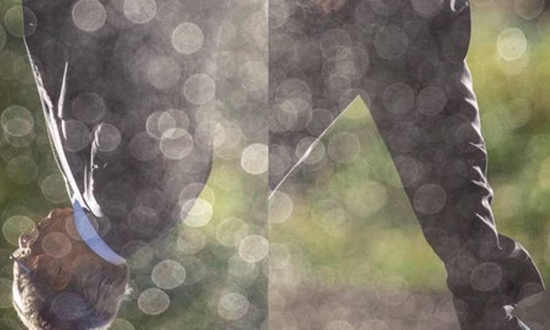O ministro da Economia, Paulo Guedes, investiu capital político na reforma da Previdência e agora prepara nova agenda. Foto: Montagem com fotos de Daniel Marenco / Agência O Globo