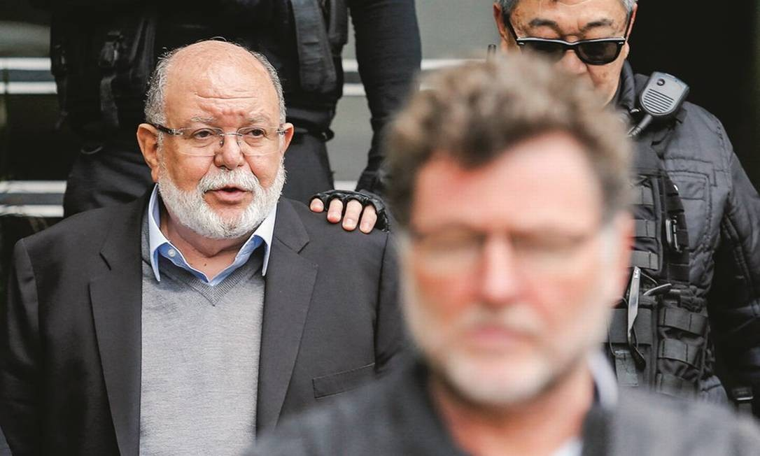 Léo Pinheiro começou a negociar um acordo de colaboração em março de 2016, ainda durante a gestão do procurador-geral Rodrigo Janot. Foto: Paulo Lisboa / Brazil Photo Press / Folhapress