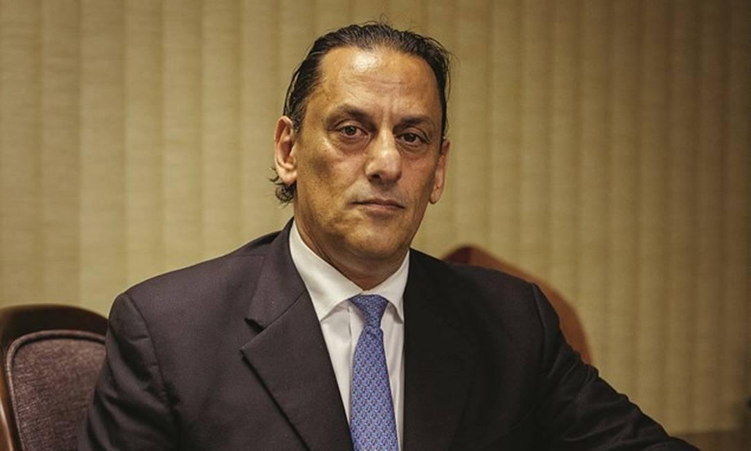 Frederick Wassef passou a atuar como mentor das estratégias jurídicas da família Bolsonaro já há alguns anos. Foto: Daniel Marenco / Agência O Globo