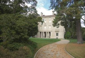 Desde 1934, o palacete conhecido como McCormick House é a residência oficial do embaixador brasileiro nos Estados Unidos. Foto: Julia Blakely / Cortesia