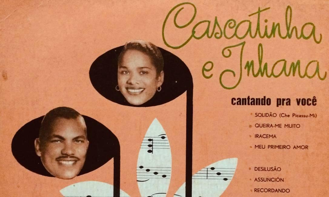 O selo musical Todamérica, fundado em 1940, produziu este disco da dupla Cascatinha e Inhana, agora disponibilizado nas plataformas de streaming. Foto: Reprodução