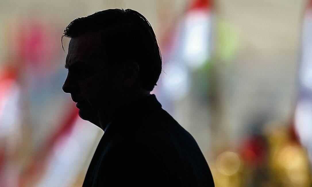 Para membros do governo do presidente Jair Bolsonaro, encontros como o promovido pelo Vaticano têm viés político Foto: Daniel Marenco / Agência O Globo