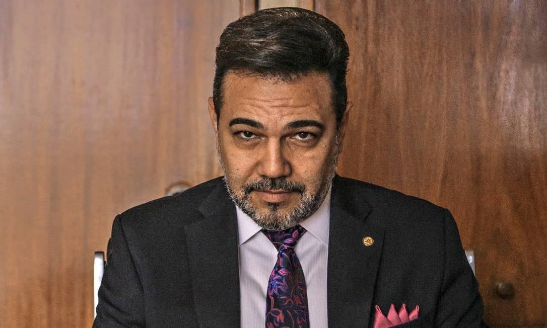 Marco Feliciano, deputado federal Foto: André Coelho / Agência O Globo