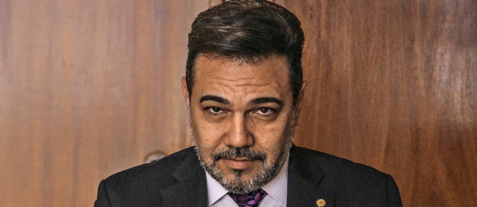 Feliciano apresentou Bolsonaro a lideranças evangélicas que ele antes não conhecia. Em troca, ganhou prioridade na agenda presidencial. Foto: Andre Coelho / Agência O Globo