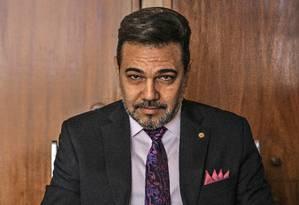 Deputado Marco Feliciano Foto: André Coelho / Agência O Globo