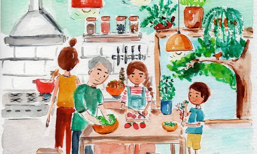 Foto: Ilustração de Helena Cortez