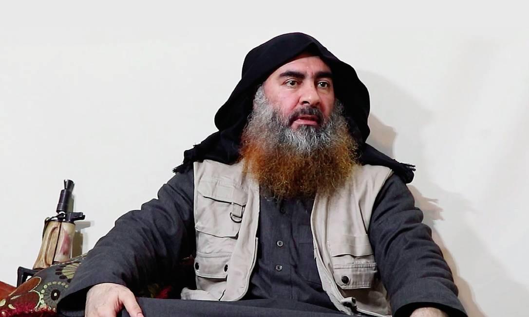 Al-Baghdadi nunca teve a fama de Bin Laden, mas foi muito mais poderoso. Foto: Eyepress News