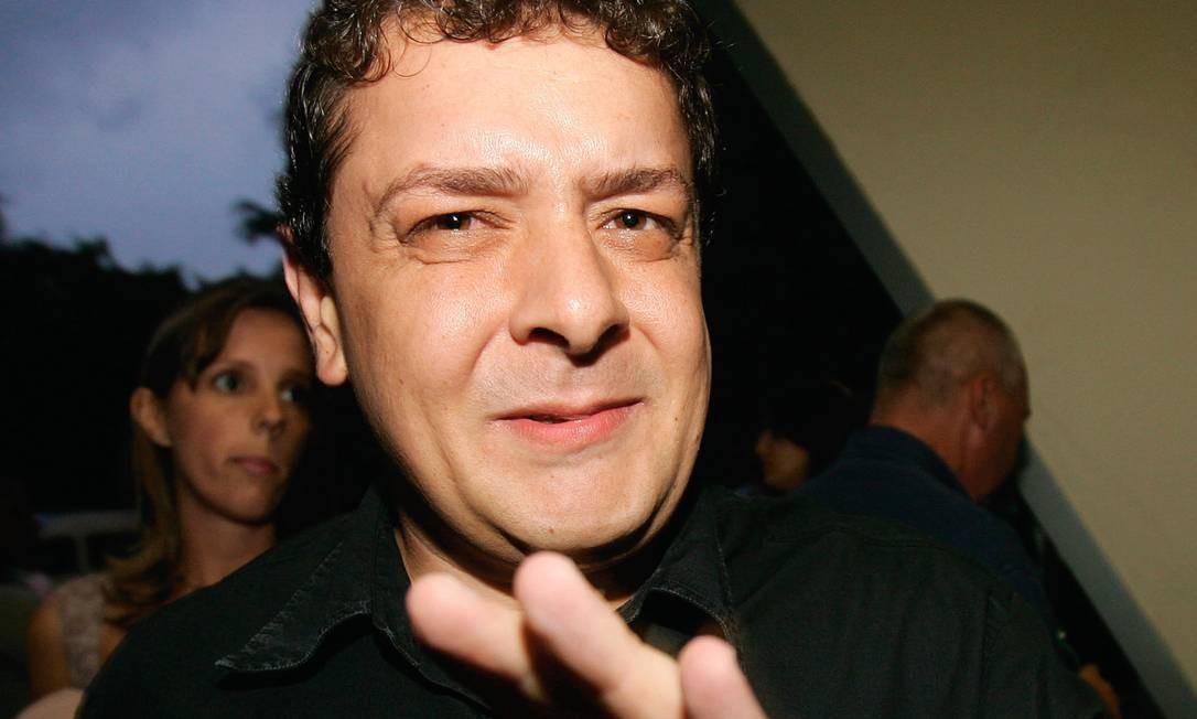 Lulinha, em 2007, em São Bernardo do Campo. Chamado de Ronaldinho dos Negócios pelo pai, foi alvo de uma operação da Polícia Federal. Foto: Alex Silva / AE