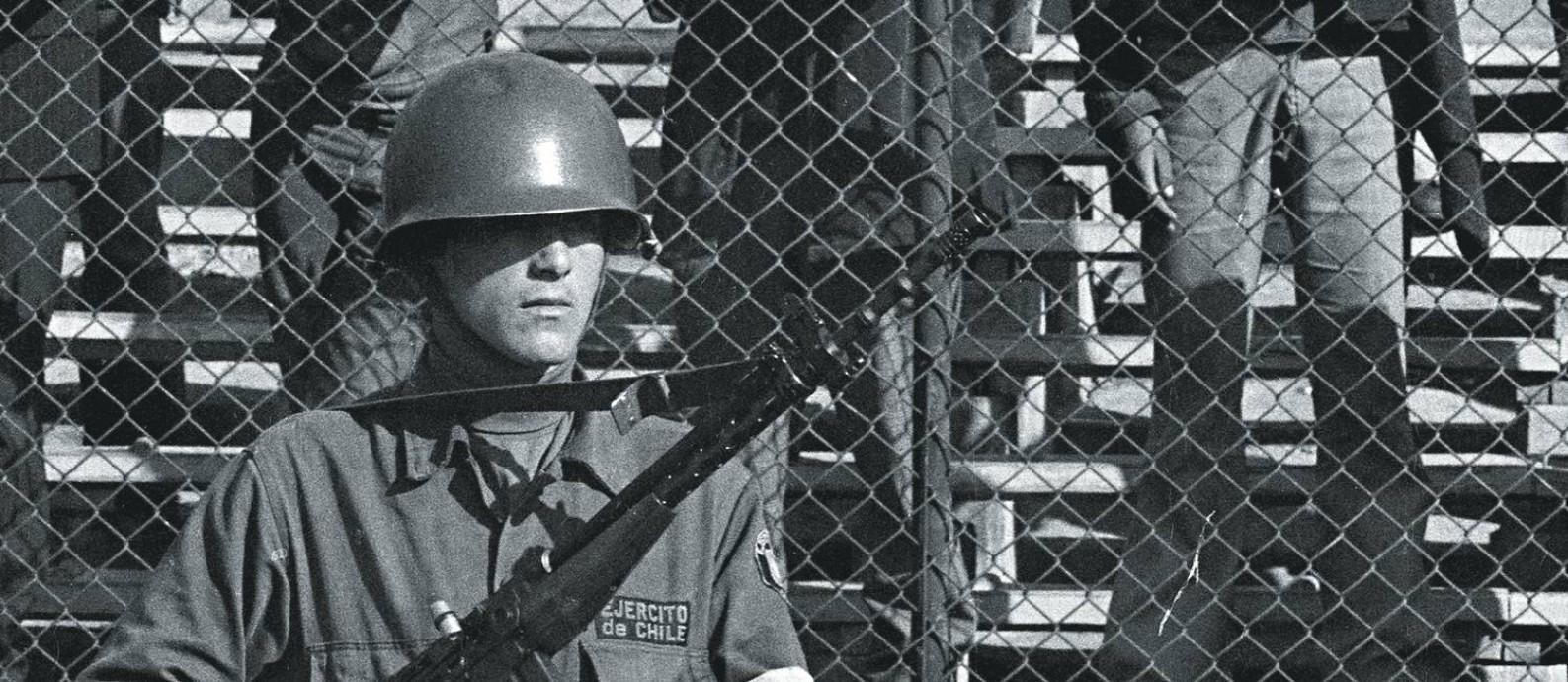No Chile, a ditadura de Augusto Pinochet deixou mais de 40 mil vítimas entre torturados, mortos e desaparecidos. Foto: Bettmann Archive / Getty Images