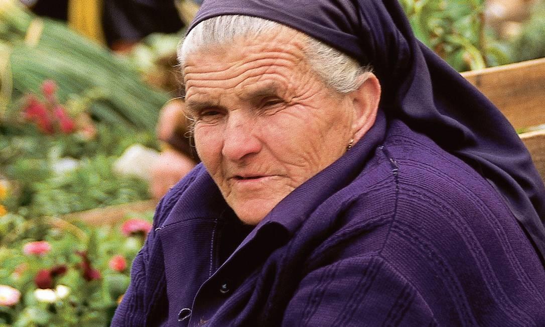 Idosos portugueses com mais de 85 anos são os que mais sofrem com complicações de saúde provocadas pelo frio. Foto: Independent Picture Service / Universal Images Group / Getty Images