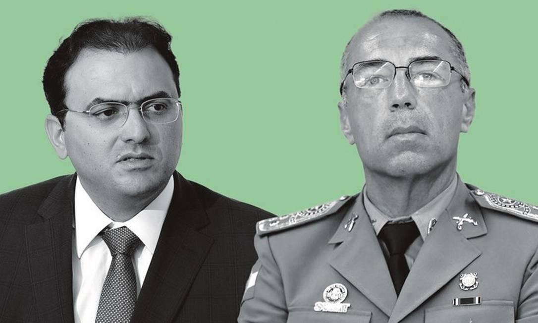 Foto: Montagem sobre fotos de Ruy Baron / Valor; e Divulgação