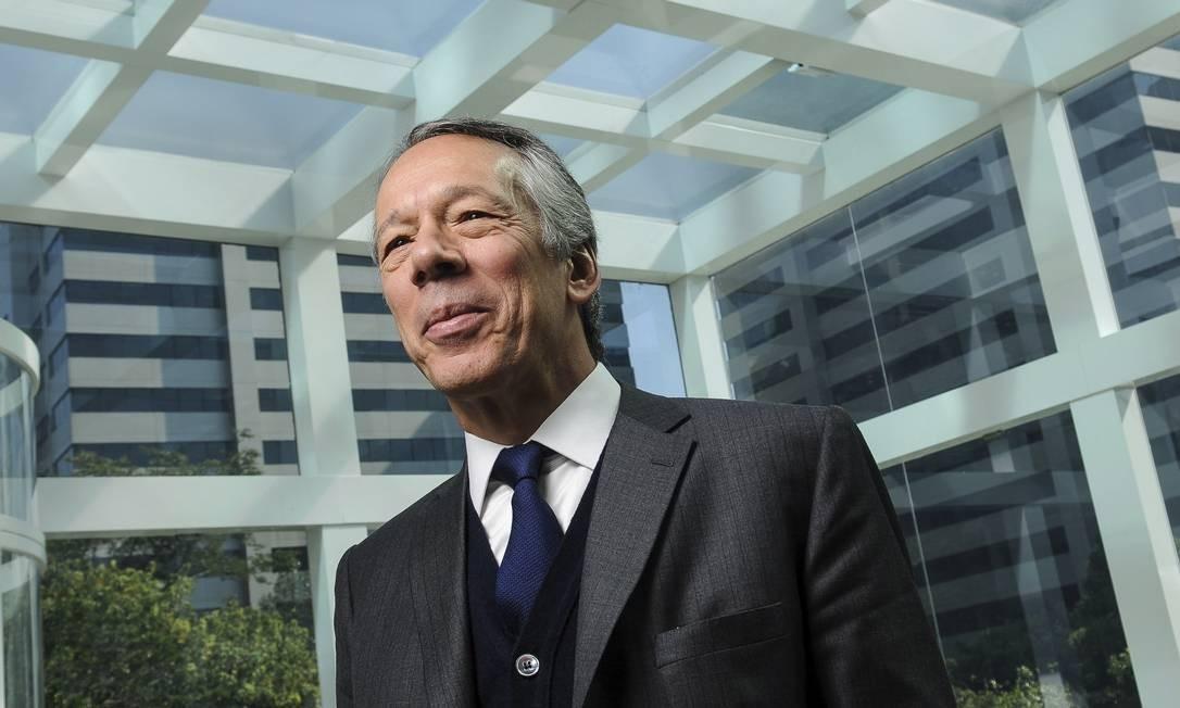 Candido Bracher, presidente do Itaú Unibanco, anunciou a maior doação, no valor de R$ 1 bilhão. Foto: Claudio Belli / Valor