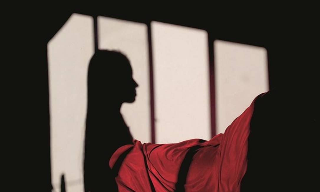 Stefanie, de São Paulo, viu as agressões do namorado aumentarem durante o isolamento, sofreu ameaça de morte e teve de sair de casa. Foto: Edilson Dantas / Agência O Globo