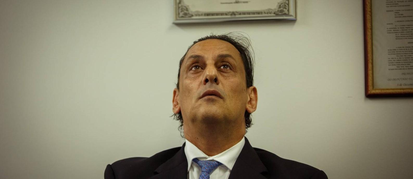 Frederick Wassef tem dito desde o ano passado não ter qualquer contato com Queiroz. Ele mantém a declaração mesmo depois de o ex-PM ser preso em sua casa. Foto: Daniel Marenco / Agência O Globo