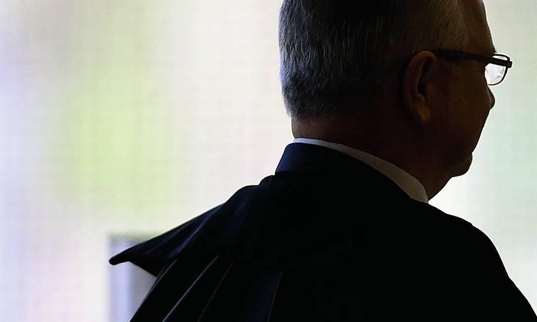 O ministro Edson Fachin, que tem histórico de chancelar as decisões de instâncias inferiores em favor da Lava Jato. Foto: Jorge William / Agência O Globo