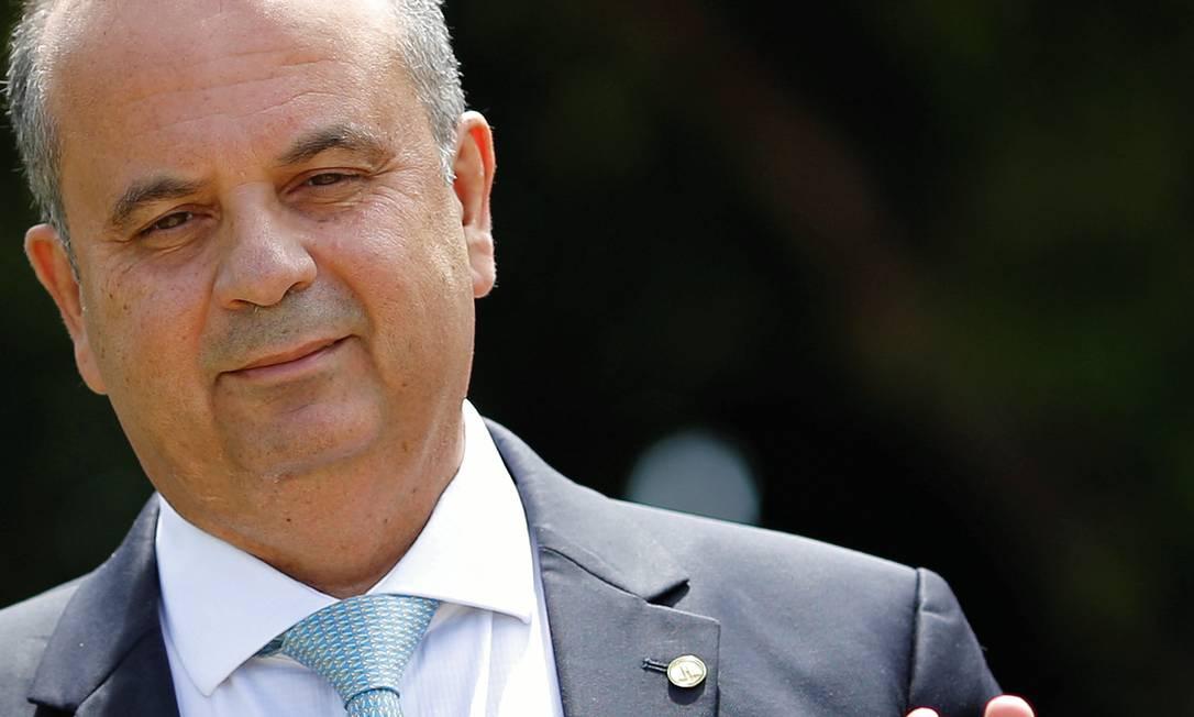 Em 2019, durante a discussão da reforma da Previdência, Marinho ganhou protagonismo na relação do Planalto com o Congresso. Foto: Adriano Machado / Reuters