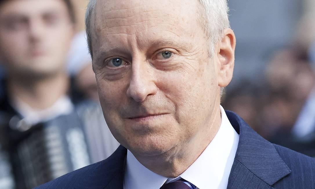 O filósofo Michael Sandel. Foto: Carlos R. Alvarez / WireImage / Getty Images