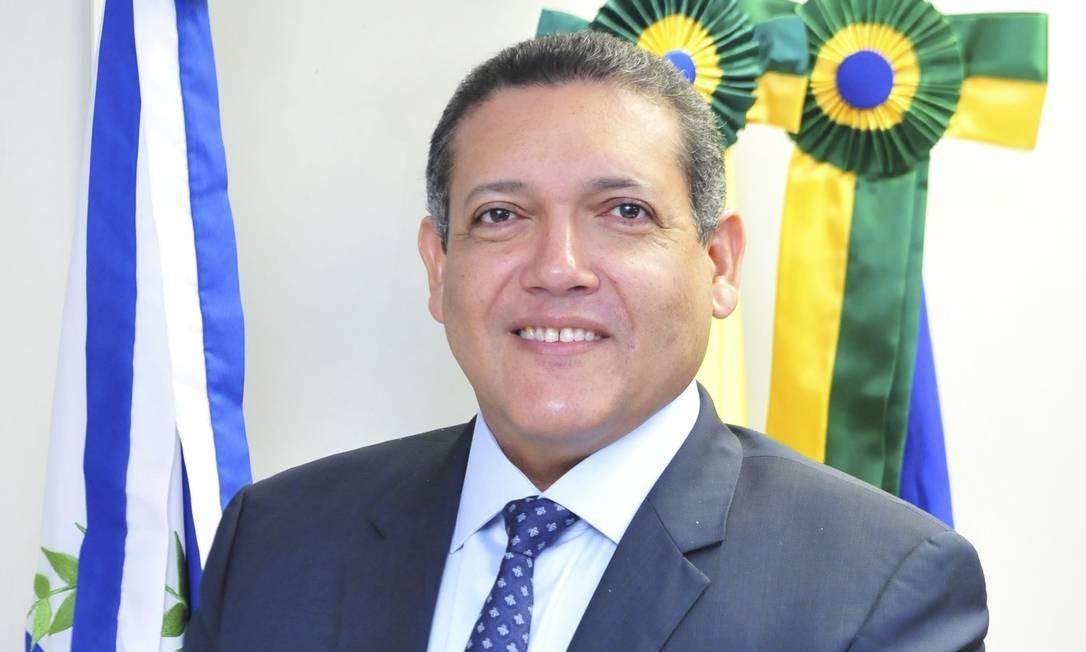 O desembargador Kassio Nunes fazia campanha por uma vaga no STJ e acabou sendo convidado para o Supremo por Bolsonaro. Foto: Renatto Ataide / TRF 1ª Região
