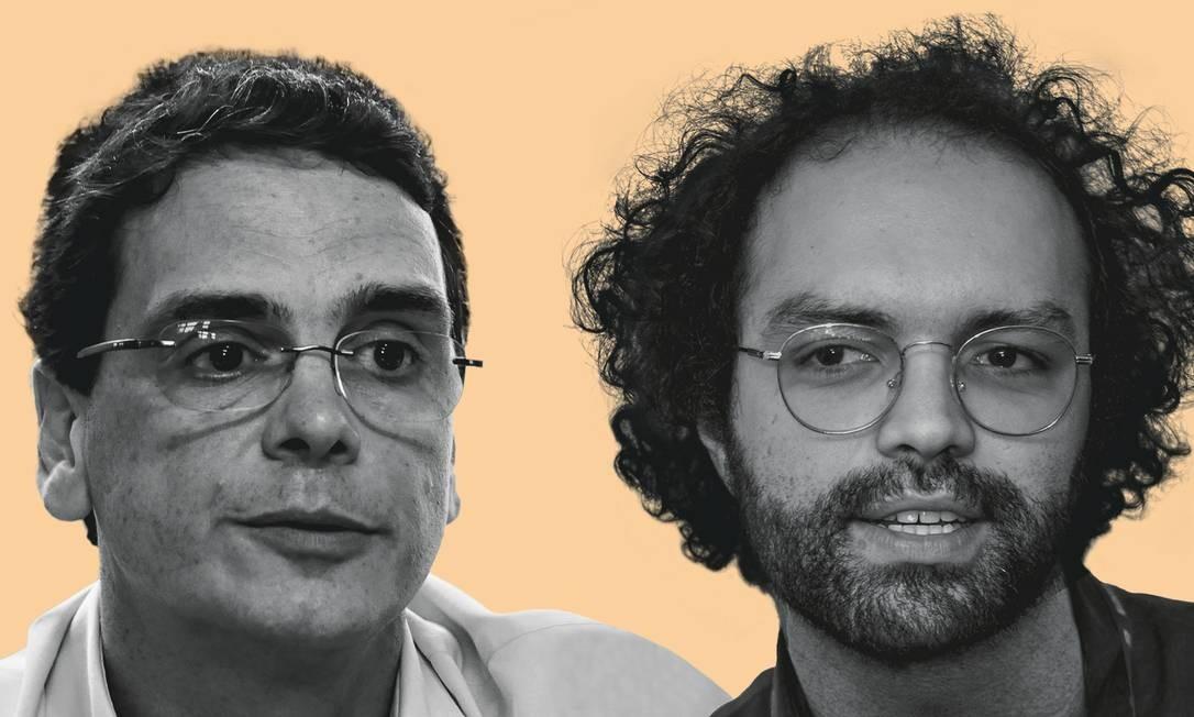  Foto: Montagem sobre fotos de Marta / Valor; e Tapera Taperá / Divulgação