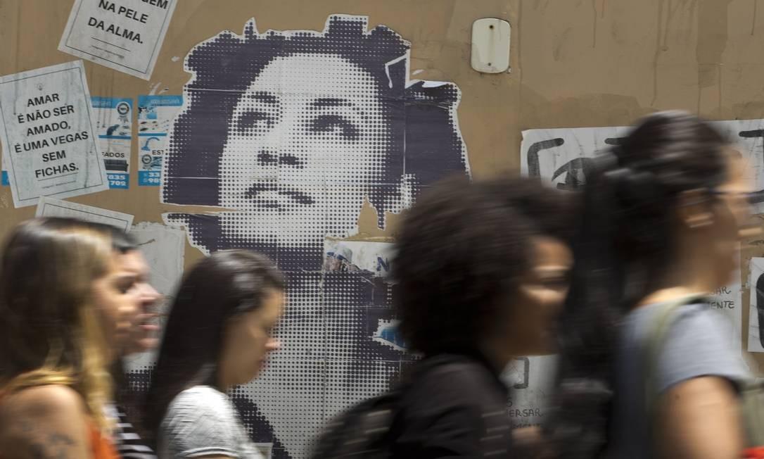Livro conta os bastidores do caso Marielle. Foto: Márcia Foletto / Agência O Globo