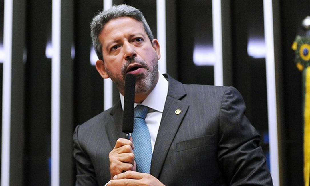 Arthur Lira (PP-AL), líder do centrão Foto: Agência O Globo