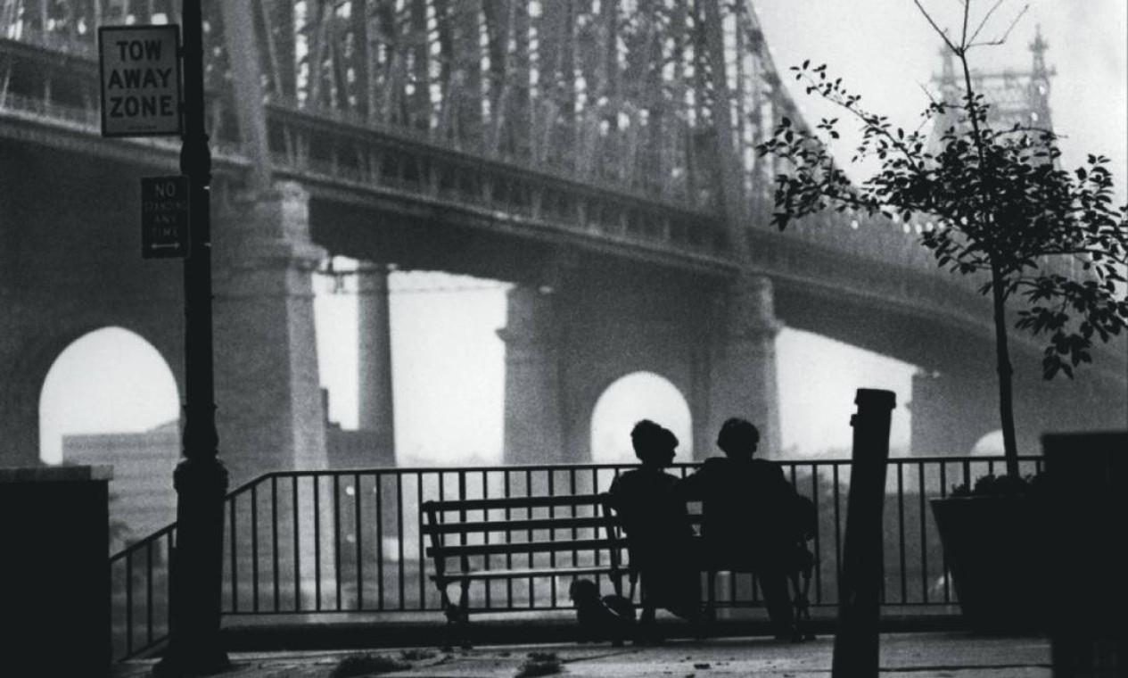 """""""Manhattan"""": de todos os longas que Woody Allen filmou em NY, este é é sua grande declaração de amor por meio de imagens para a cidade Foto: Divulgação"""