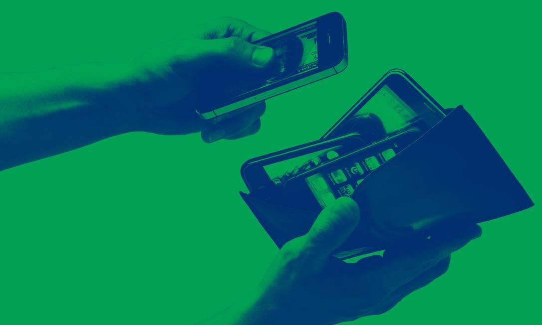 O Pix deve aposentar transferências de dinheiro por Ted e Doc. Foto: Montagem sobre foto de C.J. Burton / Getty Images