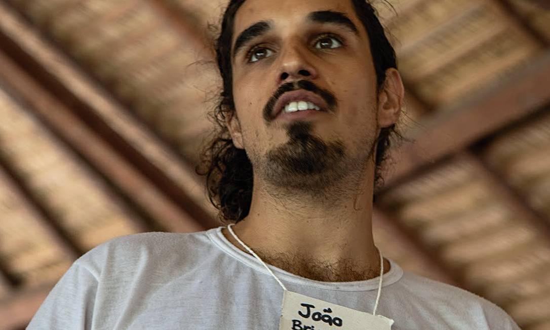 O brigadista João Romano foi preso em novembro de 2019, acusado de colocar fogo na região de Alter do Chão em um processo cheio de vícios. Foto: Arquivo pessoal