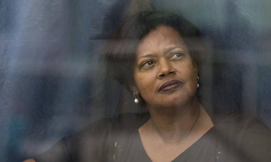 Úrsula Ricardo Francisco matou o marido após ser vítima de constantes violências domésticas. O MP demorou sete anos para reconhecer as agressões contra ela. Foto: Márcia Foletto / Agência O Globo
