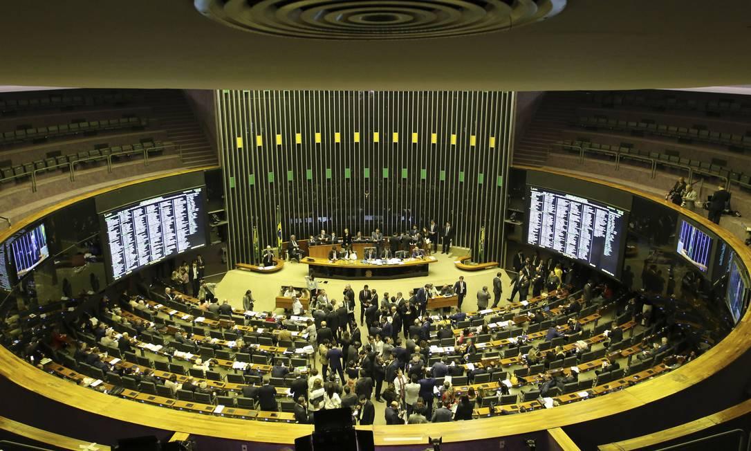 Plenário da Câmara dos Deputados Foto: Fabio Rodrigues Pozzebom / Agência Brasil