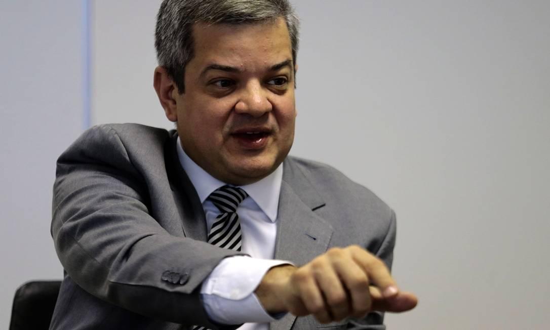 Alexandre Barreto, presidente do Cade. Foto: Jorge William / Agência O Globo