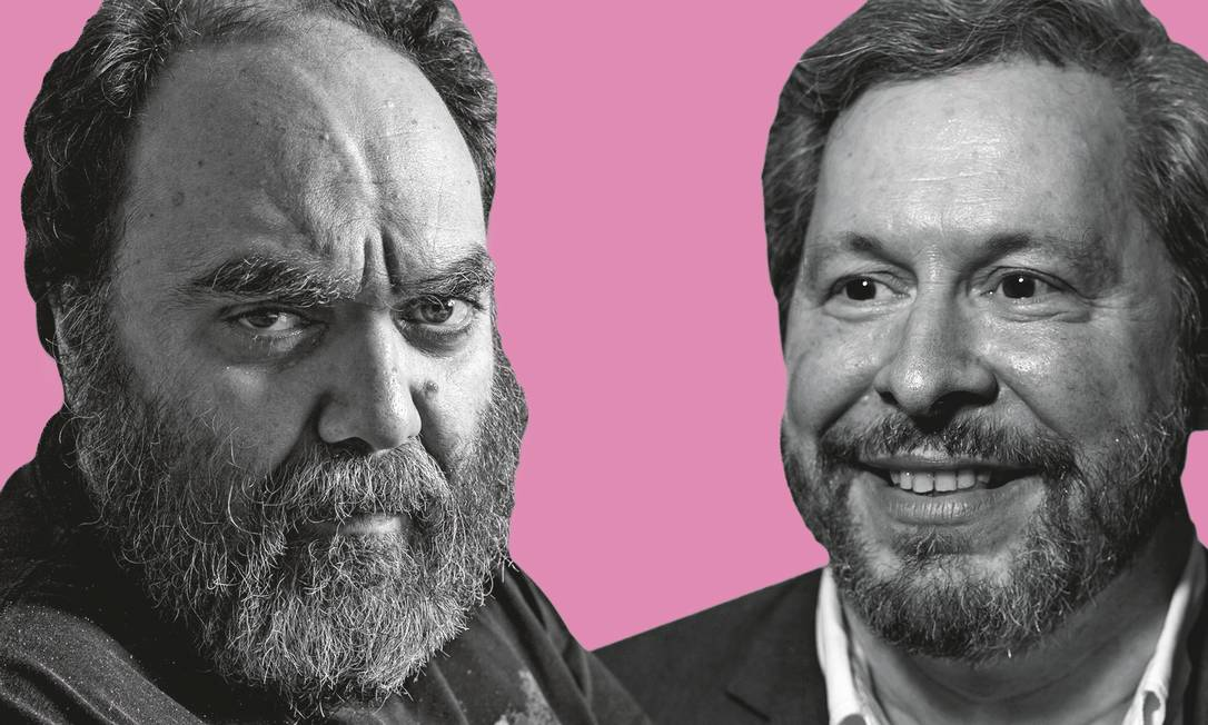  Foto: Montagem sobre fotos de Rodrigo Capote / Folhapress; e Gabo Morales / Folhapress